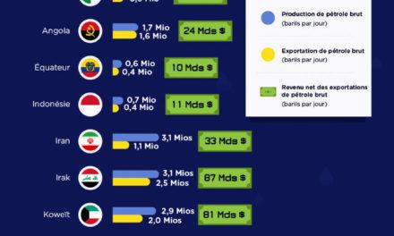 Economie pétrolière et nouveaux défis